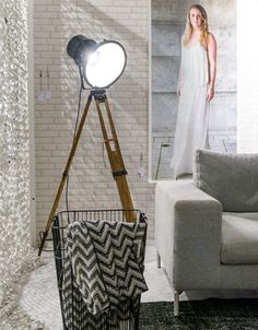 studiolamp, portrait girl , black&white