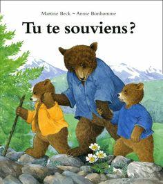 Tu Te Souviens ? de Martine Beck