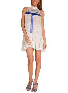 Laura Siegel / Embroidered Dress