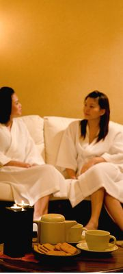 Spa tip take the time to fully explore our spa menu of for Spa vacation packages for couples