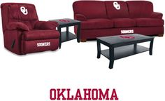 Use this Exclusive coupon code: PINFIVE to receive an additional 5% off the University of Oklahoma Supreme Fan Cave Set at SportsFansPlus.com