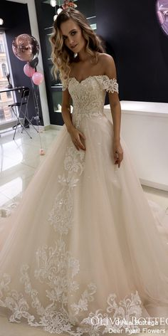 3cb8ba3d8c584 12 Best Wedding Dress with Pearls images | Pearls, Beaded Jewelry ...