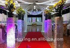 wedding aisle lighting - Google Search