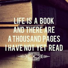 Keep reading, keep learning, keep living! #InstAbroad #Instapiration