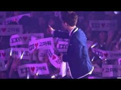 ▶ 140524 [Fancam] EXO D.O. - Lucky @ The Lost Planet Concert In Seoul (Day 2). - YouTube <3