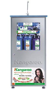 Máy lọc nước kangaroo KG102 (5 lõi lọc)