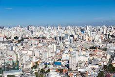https://flic.kr/p/vFCKe3 | skyline de São Paulo visto do alto | fotografia aérea de São Paulo  [aerial view - Sao Paulo, Brazil]