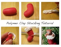 Palmerclay ornaments | Creators Joy: Polymer clay ornament tutorial: How to make Christmas ...