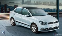 With segment-leading features and a bold and aerodynamic style - #Volkswagen Ameo Crest Edition. #Ahmedabad.