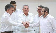 Santos pretende hacer borrón y cuenta nueva: Pide a EU y EE.UU dejar de calificar a las FARC de terroristas | Factor MM – The Bosch's Blog
