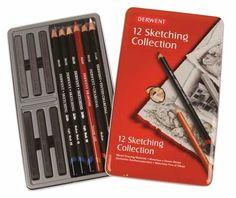 Derwent Sketching Collection