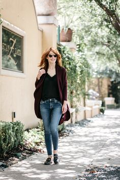 Hotel ZaZa Spa Day and Cozy Cardigans with Chic at