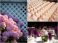 Beautiful Outdoor Indian Wedding Reception on IndianWeddingSite.com