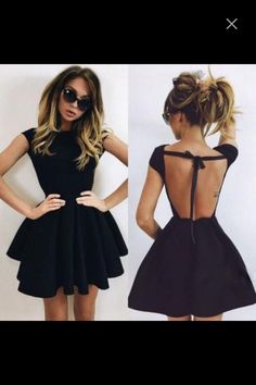 Homecoming Dresses,Black Homecoming Dresses,Backless Homecoming Dresses,Short Prom Dresses DESCRIPTION This dress could be custom made, there are no extra cost to do custom size and color. Cheap Homecoming Dresses, Women's Dresses, Pretty Dresses, Beautiful Dresses, Graduation Dresses, Dresses Online, Evening Dresses, Prom Gowns, Dress Outfits