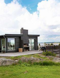 KALINKI SUMMERHOUSE: Dom w Norwegii