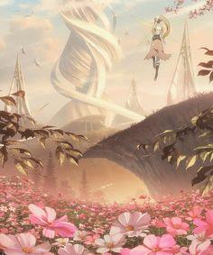 Fairy World - Sword Art Online