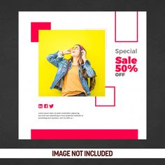 Millions of Free Graphic Resources. ✓ Vectors ✓ Stock Photos ✓ PSD ✓ Icons ✓ All that you need for your Creative Projects Ads Banner, Free Banner, Banners, Social Media Banner, Mochi, Minimalist, Posts, Graphic Design, Messages