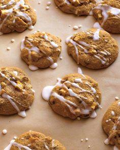 Apple-Raisin Cookies Recipe