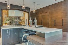 Architectural Masterpiece in Toronto. Luxury Kitchen.  www.oedesignbuild.com