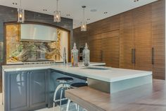 Architectural Masterpiece in Toronto. Luxury Kitchen.  www.oedesignbuild.com