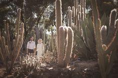 Cactus Garden Wedding Inspiration001 Love Amongst The Cacti
