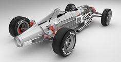 Concept cars and trucks: October 2012 Mig inspired concept car by Sabino Leerentveld
