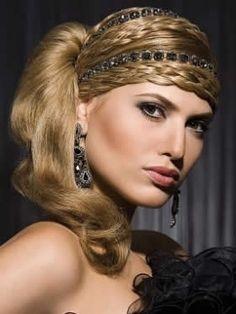 Abiye saç modelleri - 4