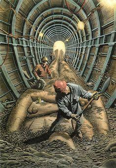 Men-at-work - Douglas Smith