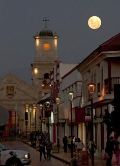 ♪ La Serena in the IV Region.
