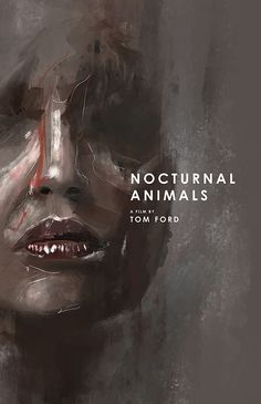 Nocturnal Animales I Movie Poster I Rafal Rola