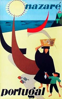 The Travel Tester vintage travel poster collection. It's time to get nostalgic with this week's retro destination: Vintage Travel Posters Portugal A4 Poster, Retro Poster, Fine Art Prints, Canvas Prints, Framed Prints, Vintage Advertisements, Vintage Ads, Portugal Travel, Portugal Tourism