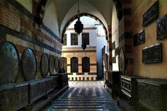 Aleppo city Aleppo City, Faith In Love, Islamic Architecture, Old City, Damascus, Old Things, Yard, Country, Houses