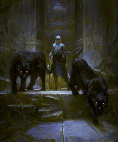 Panthers by jesper-ullbing.deviantart.com on @DeviantArt