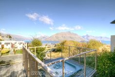 Vancouver Spa Views - Queenstown Holiday Home for rent Queenstown New Zealand, Vancouver, New Zealand Holidays, Spa, Mountain View, Renting A House, Trip Advisor, In This Moment