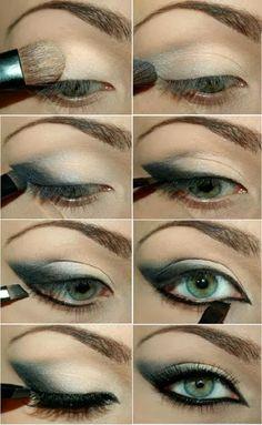 Eyes Make Up Ideas...