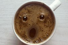 Funny pictures about Surprised coffee. Oh, and cool pics about Surprised coffee. Also, Surprised coffee photos. I Love Coffee, My Coffee, Morning Coffee, Coffee Cups, Funny Coffee, Coffee Break, Drink Coffee, Coffee Gif, Coffee Today