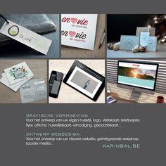 grafisch ontwerp en webdesign karinbal.be