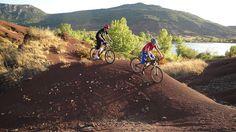 Photos - ::...Ozone VTT Cycles  Magasin de cycles  Location de vélos   Moniteurs VTT   Clermont l'Hérault (34)   Lac du Salagou   Larzac   Vallée de l'Hérault