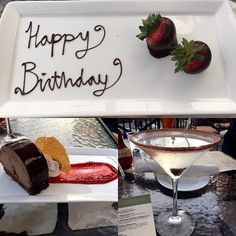 """Had to share some of the beautiful food we had last night including a chocolate hazelnut cheesecake and a chocolate martini! #21st #datenight #a_classic_touch #birthdaydinner #trevi5"" Photo taken by @a_classic_touch on Instagram, pinned via the InstaPin iOS App! http://www.instapinapp.com (09/27/2015)"