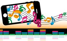A recent study found that 73% of people use players like Pandora or Spotify but only 20% will pay for that music.