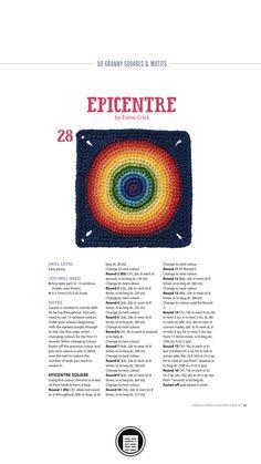 Easy Peasy, Color Change, Rainbow, Crochet Ideas, Rain Bow, Rainbows