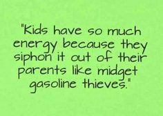 """Lost it at """"midget gasoline thieves"""""""