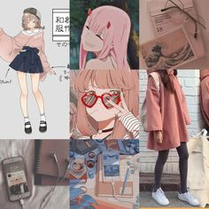 Anime and korean outfits+photo Free Collage Maker, Picture Collage Maker, Collage Making, Make Photo, Create Photo, Collage Online, Simple Collage, Photo Editor Free