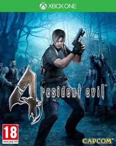 Resident Evil 4 HD Remaster Xbox One #ResidentEvil4 #ResidentEvil4HD #ResidentEvil4Remaster #XboxOne #SurvivalHorror #LeonSKennedy
