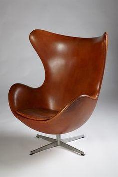 Arne Jacobsen, 'Egg Chair,' 1958, Modernity