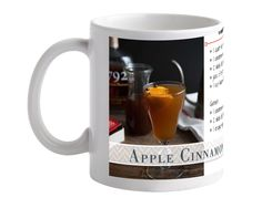 Creatively swap recipes using custom mugs.
