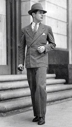 American film actor Robert Montgomery, 1930s