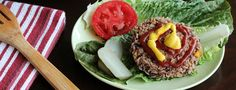 This Mexican burger is inspired by Jeff Novick's veggie burger line. It's a delicious, kid-friendly, and healthy alternative to greasy beef burgers. Use your favorite salsa or you could also replace salsa with ketchup. If you enjoy the hotness, feel...  Read more