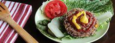 Black Bean Burgers - Plant-Based Vegan Recipe