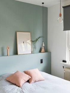 Roze interieur woontrend